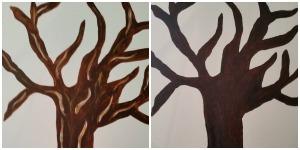 Photo Tree - Tree Painting