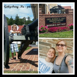 Gettysburg PA Pitstop
