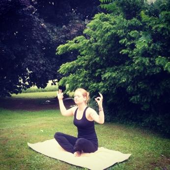 Root Chakra Meditating